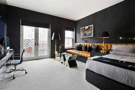 Manhattan Triplex Interior Design By Jonathan Adler Manhattan Apartment Design