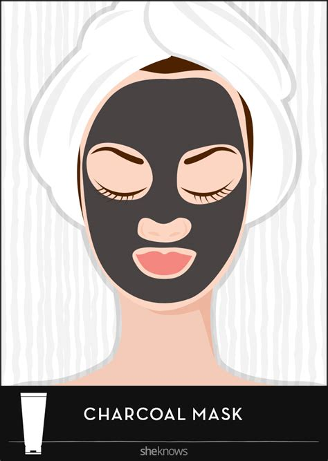 drawing kids of masks clipart best 11 promising skin care trends and treatments we can t wait
