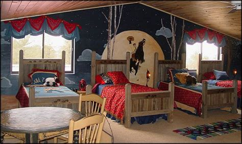 cowboy themed bedroom ideas decorating theme bedrooms maries manor cowboy theme