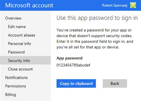 App For Two Outlook And Two Step Authentication For Outlook And
