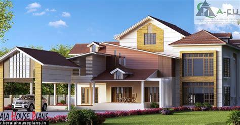 modern contemporary kerala home design kerala house
