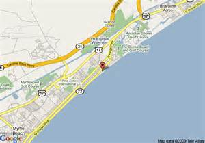 us map myrtle sc map of horizon at 77 th myrtle