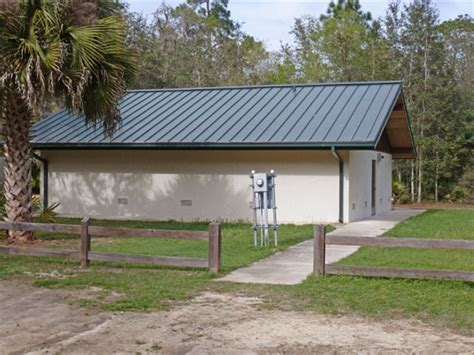 ocala national forest fore lake cground silver springs