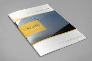 premium brochure design a4 letter 8 12 pages by