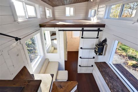 Tiny Living Homes | custom tiny living home tiny house swoon