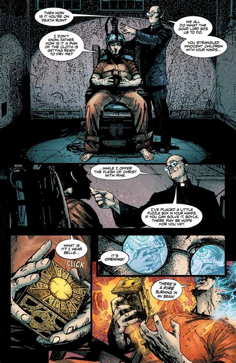 clive barker s hellraiser omnibus vol 1 we such sights to show you in this preview of boom s