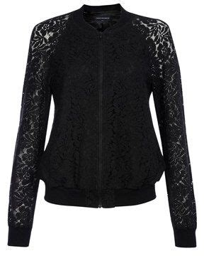 Clothes My Back 422008 by Lace Bomber Jacket 8 Fall Bomber Jackets Every Fashionista