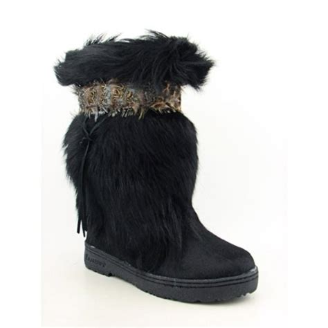 winter fur boots for 2016