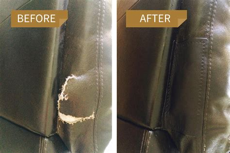 How To Fix In Leather Sofa by Leather Repair Patch Large Plain 10cm X 20cm Mastaplasta