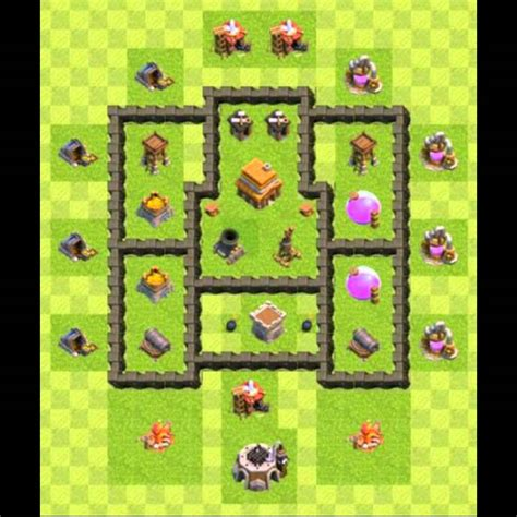 clash of clans dicas monte seu layout cv 5 youtube clash of clans dicas como montar seu layout cv 4 youtube