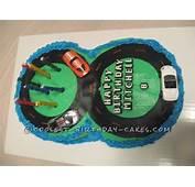 Figure 8 Racetrack Cake Ideas And Designs