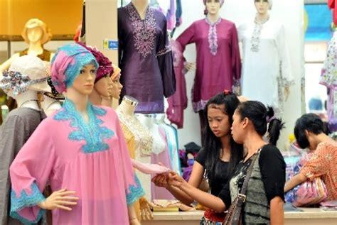 Baju Muslim Pasar Survei Anggaran Terbatas Tilan Modis Jalan Terus