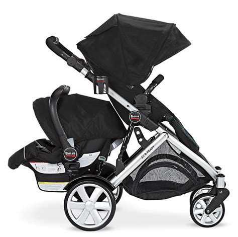 britax car seat stroller strollers for growing families parenting
