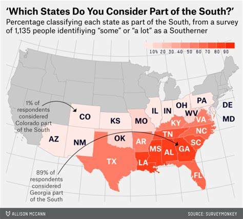 How Many In Florida Ha E Mba S by Which States Are In The South Fivethirtyeight