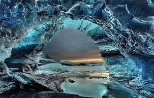 Crystal Cave Iceland by Crystal Ice Cave Iceland