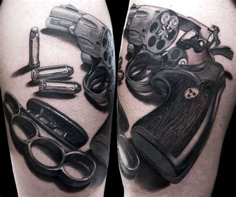 tattoo gun to buy 30 cool gun tattoos desiznworld