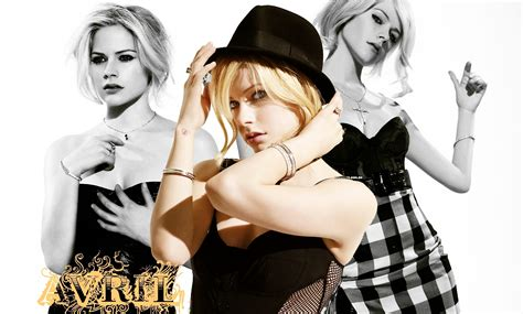 Avril Justifies Spitting On Photographers by Heidi Klum 1600x1200 Heidi Klum In Other Sizes