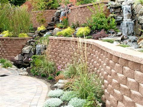Creative Uses For Cinder Blocks How To Build A Cinder Cinder Block Garden Wall