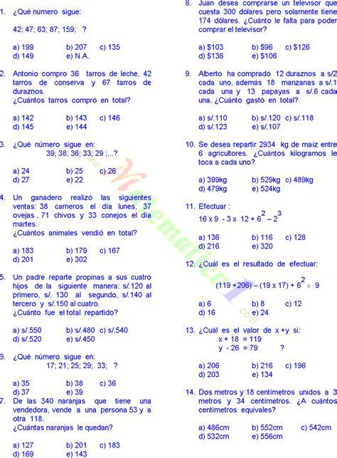Imagenes De Matematicas Resueltos | matematica1 com matematicas 20 problemas resueltos de