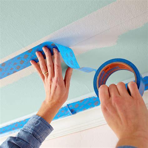 wallpaper edge tape decorative painted ceiling