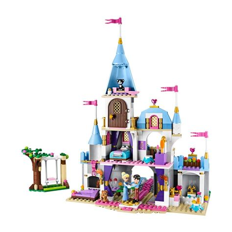 Lego Doll D127 1 6 Set Go lego japan disney princess cinderella s castle