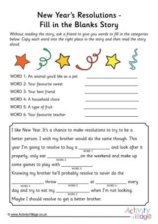new year story activity new year story activities 28 images new year