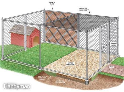 outside kennels outdoor kennel idea kennel