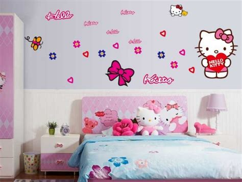 wallpaper dinding hello kitty malaysia 15 wallpaper dinding kamar tidur hello kitty teranyar