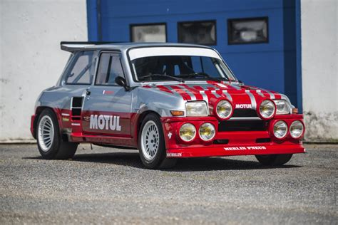 renault turbo rally 1986 renault 5 maxi turbo