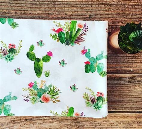 Baby Milestone Bisa Custom Nama Green Succulent 124 best fabric images on quilting fabric quarters and printing process