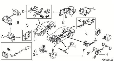 buy car manuals 1993 nissan altima spare parts catalogs altima parts diagram wiring diagram and fuse box diagram