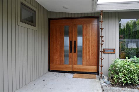 mid century entryway design front entry ideas 18 mid century modern exterior doors home design