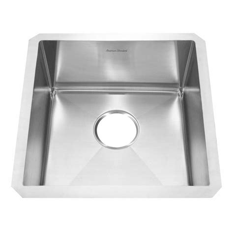 American Standard Undermount Sinks by American Standard Pekoe Undermount Stainless Steel 17 In