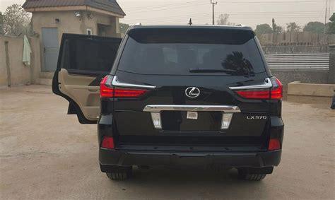 Brand New Lexus by Brand New 2016 Lexus Autos Nigeria