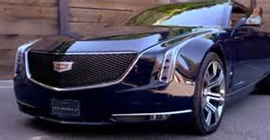 Sport Cadillac Cars Cadillac Elmiraj Concept Sports Car Cars