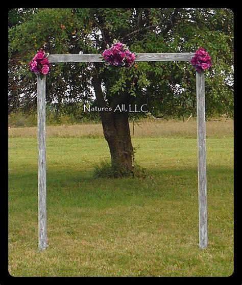 DIY Wedding Arch/Country Wedding Decor/Rustic Wedding Arch