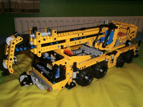 Lego Technic Mobile Crane 8053 lego technic 8053 mobile crane for sale in shankill