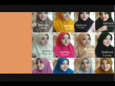 Jilbab Syari Hoodie Instant Fiori cara memakai jilbab pashmina instant hoodie ruffle modis qalisya danica cantik