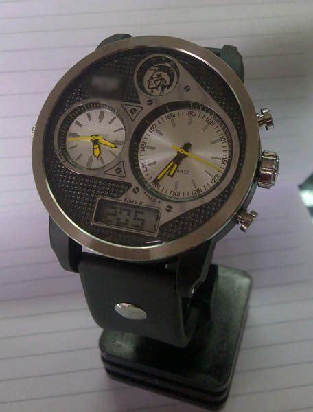 Jam Ripcurl 864 jam tangan pria time 5 warna jarum jam