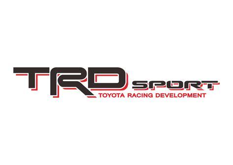 logo toyota vector trd logo vector wallskid