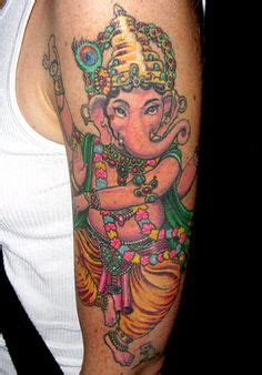 god hates tattoos shoulder hindu god beautiful tattoos