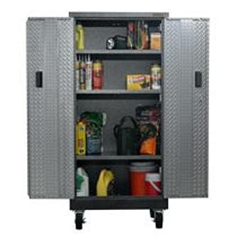 gladiator tall gearbox cabinet gladiator premier series pre assembled 66 in h x 30 in w