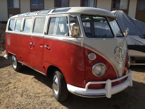 vw seats craigslist 1965 vw 21 window bring a trailer