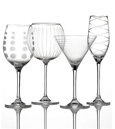 mikasa barware mikasa glassware collection available at macy s glassware