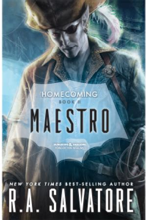 maestro homecoming book ii maestro dungeons dragons