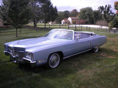 1971 Cadillac Eldorado Convertible For Sale by 1971 Cadillac Eldorado Convertible 500 Cu In Classic Cruiser Classic Cadillac Eldorado 1971