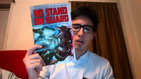 we stand on guard 8416767815 comic reviews 10 7 part 2 we stand on guard 4 paper 1 youtube