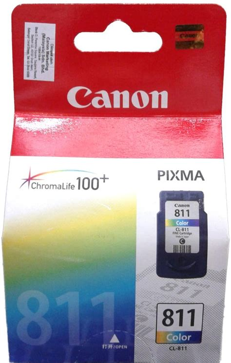 Canon Ink Cartridge Cl 811 Colour genuine canon cl 811 color ink cart end 10 26 2019 2 25 pm