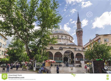 fondatore impero ottomano bursa turchia immagine stock editoriale immagine di