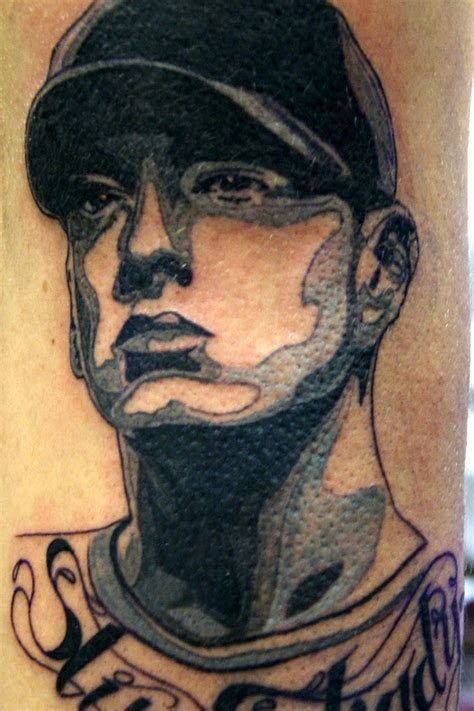 eminem wrist tattoo design eminem tattoos